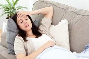 Основные симптомы синдрома и кто находится в факторах риска
