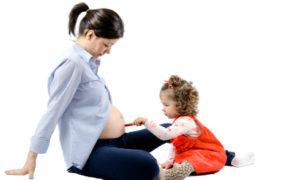 Когда ощущается шевеление плода при второй беременности?
