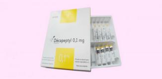 гормональный препарат Декапептил