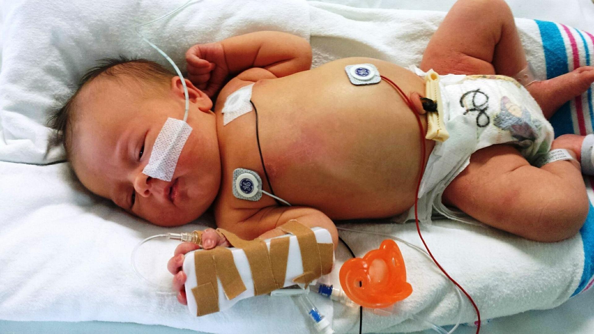 кислородная недостаточность у ребенка