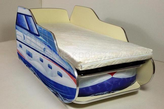 Фантастические кровати-машины для детей