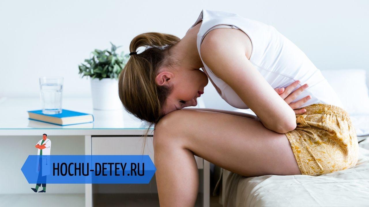7 причин нарушения менструального цикла